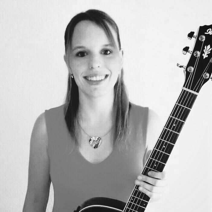Kerstin Meier, Gitarrenunterricht Erlangen, Musikinstitut Taktstelle
