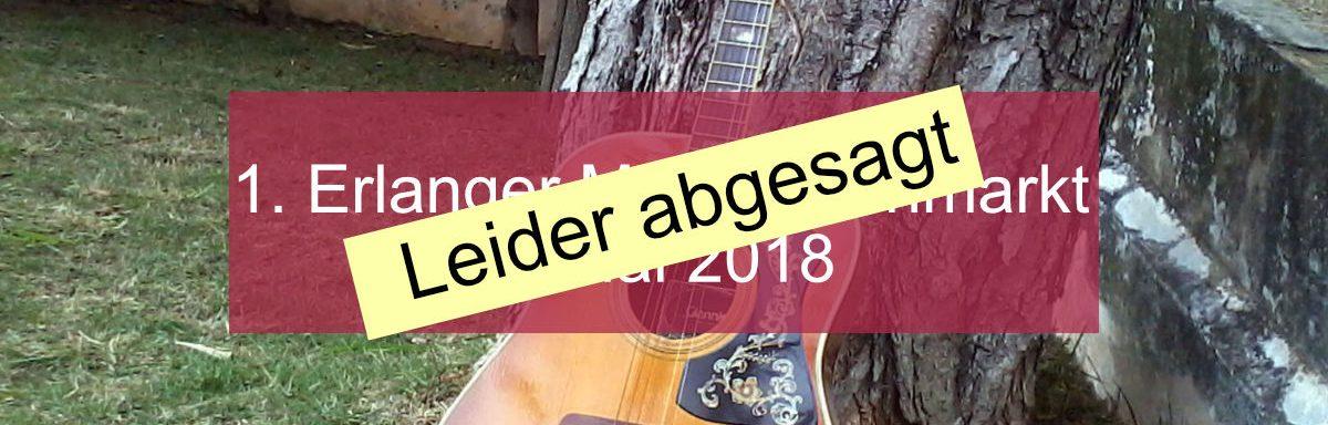 Musikerflohmarkt Taktstelle 2018